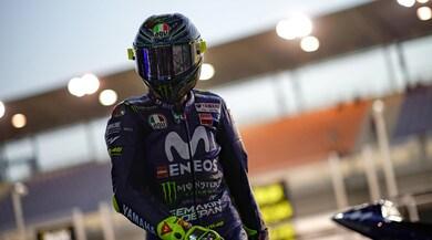 MotoGP Qatar, Rossi: 'Mi sento veloce, così ho deciso di rinnovare'