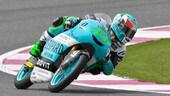 Qatar, Moto3: Bastianini leader delle prime libere