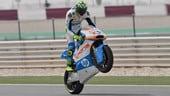 Moto2, Qatar: Baldassarri comincia bene