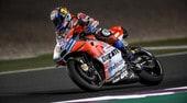 MotoGP Qatar, FP2: doppietta Ducati ma la Suzuki è lì