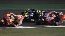 MotoGP Qatar: le foto più belle della gara