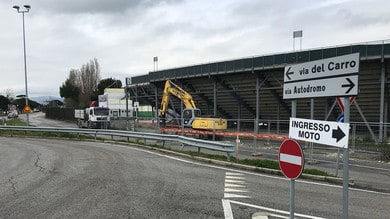 Circuito di Misano: strada intitolata a Marco Simoncelli