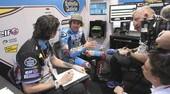 MotoGP Qatar, Morbidelli: 'Importante finire la gara'