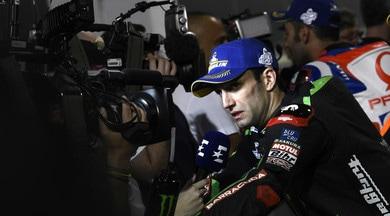 MotoGP Qatar, Zarco: 'Meglio ottavo che sulla ghiaia'