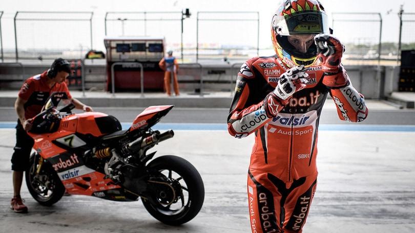 """SBK Thailandia, Davies: """"Possiamo ancora migliorare"""""""