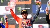 MXGP Redsand, Cairoli: 'Bello riportare la tabella rossa sulla mia KTM…'