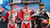 CIV Misano: doppietta di Pirro in Superbike