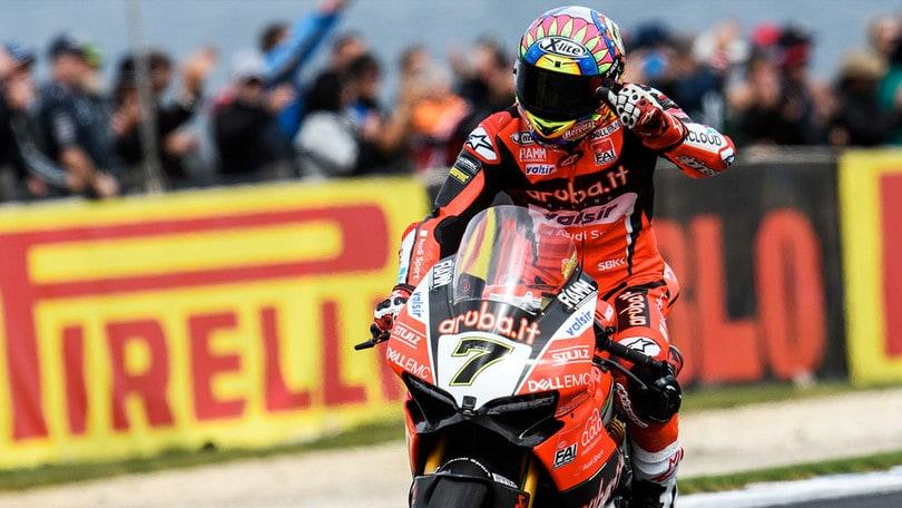 SBK, Aragón Gara 2: Davies conquista la seconda vittoria stagionale