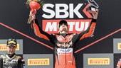 SBK Aragon, Davies: 'Sono stato paziente…'