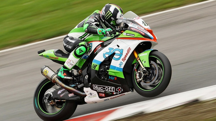 BSB: Byrne e Haslam conquistano Brands Hatch