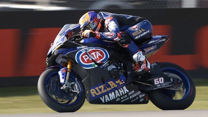 Superbike Assen: a Van der Mark fa bene l'aria di casa