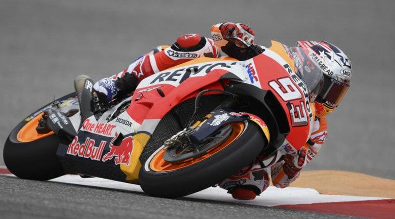 Moto GP, Rossi su Marquez:
