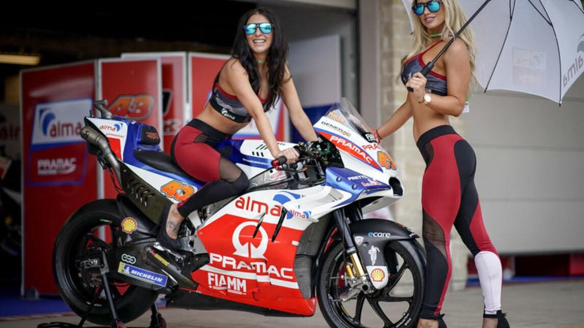 Sexy MotoGP: le ragazze più belle del GP USA - Motosprint