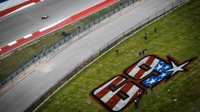 Austin: una curva per Nicky Hayden
