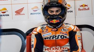 MotoGP Austin, Pedrosa oltre la barriera del dolore