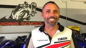 """SBK, Marco Borciani: """"Finalmente sono tornato in sella"""""""