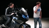 Motosprint - The Test di Riccardo Piergentili: BMW K 1600 B