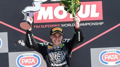 Supersport 300: Ana Carrasco entra nella storia