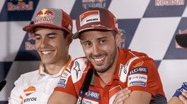 MotoGP, Dovizioso rinnova con Ducati fino al 2020