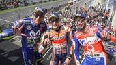 MotoGP Le Mans: Marquez vola, Dovi ancora giù