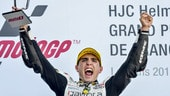 Moto3 Le Mans: 'Diggia' taglia la chicane e Arenas vince