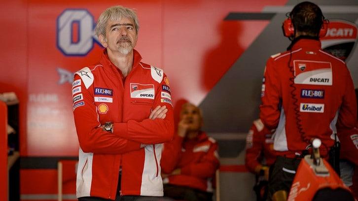 MotoGP, Dall'Igna: 'Petrucci merita una Ducati ufficiale'