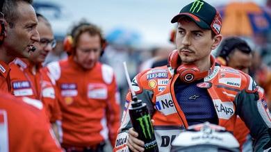 """MotoGP, Ciabatti su Lorenzo: """"Decisione entro giugno"""""""