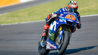 MotoGP: Viñales svetta nel Day2 a Montmelò