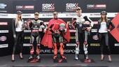 SBK: record di pole per Sykes a Donington