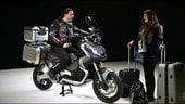 Motosprint The Test di Riccardo Piergentili: Honda X-ADV Desert Track