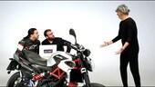 Motosprint The Test di Riccardo Piergentili: Aprilia Shiver 900