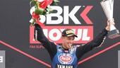 "SBK Donington, Van der Mark: ""Una doppietta fantastica"""