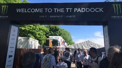 Tourist Trophy 2018 LIVE: l'atmosfera del paddock
