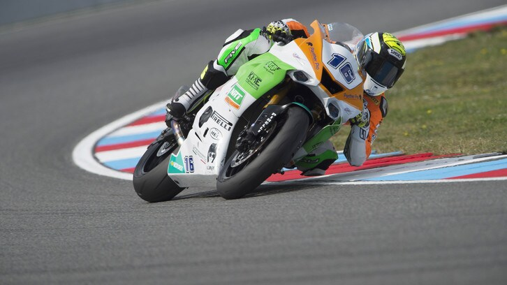 "Supersport Brno: Cluzel ""piega"" Cortese"