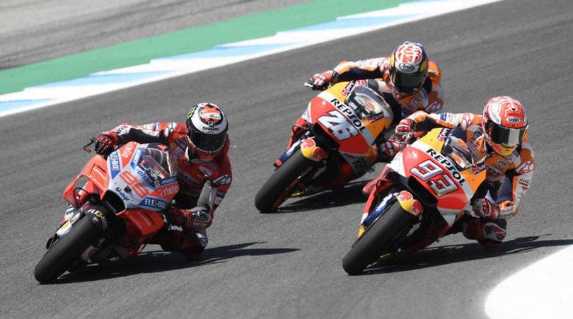 MotoGp Honda, Marquez: