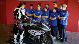 Motosprint The Test di Riccardo Piergentili: BMW HP4 Race