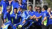 MotoGP, Suzuki: la politica dei giovani
