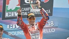 CIV: Michele Pirro correrà a Imola