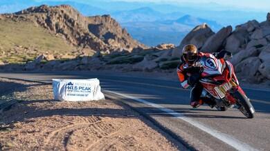 Ducati Multistrada 1260 vince a Pikes Peak