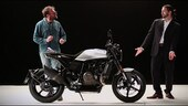 Motosprint The Test di Riccardo Piergentili: Husqvarna Vitpilen 701