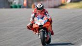 MotoGP Sachsenring, Lorenzo detta legge il venerdì