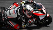 Moto2 Germania: Vierge leader delle prove libere