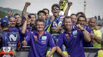 """Rossi, il quinto podio """"vale"""" di più"""