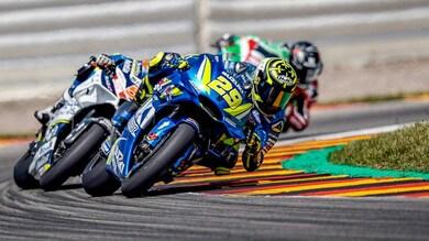 MotoGP, Iannone: 'Pol Espargarò mi ha rovinato la gara'