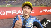 """Moto3, Bezzecchi: """"Bello tornare sul podio"""""""