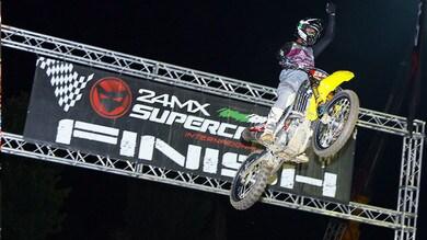 Supercross: lo spettacolo va in scena a Carpi
