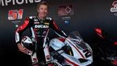 Troy Bayliss: la sua moto a quota 120 mila euro
