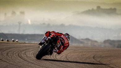 La Superbike in foto: Jairo Díaz