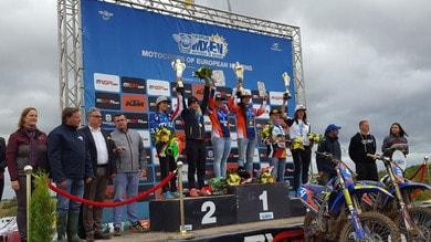 L'Italia al Motocross delle Nazioni Europee