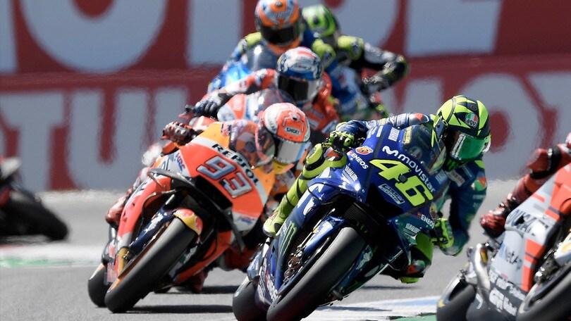 MotoGP: i quarant'anni di vittorie firmati Brembo